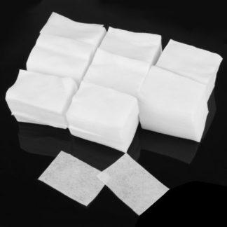 Безворсовые салфетки для маникюра (тканевые) 900 шт.