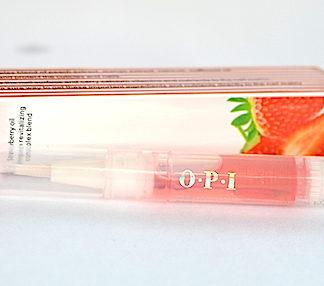 Масло для кутикулы в карандаше OPI Клубника