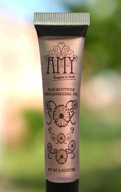 Масло для кутикулы в тюбике AMY Роза 12 мл.