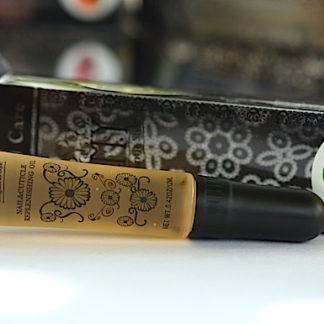 Масло для кутикулы в тюбике AMY Апельсин 12 мл.