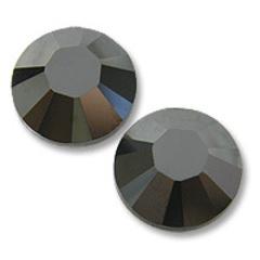 Камни Swarovski ss 3 Jet Hematite