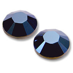 Камни Swarovski ss 3 Metallic Blue