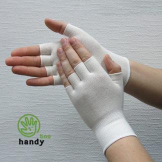 Подперчатки анти-пот Handy boo easy из натурального бамбукового волкна