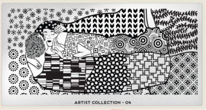 Пластина для стемпинга MoYou London (Artist Collection-04)
