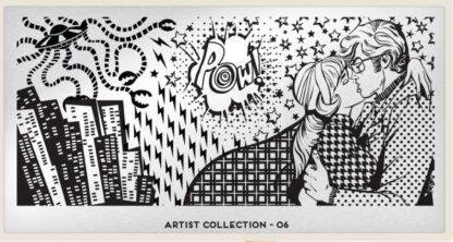 Пластина для стемпинга MoYou London (Artist Collection-06)