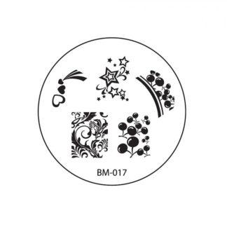 Диск для стемпинга Bundle Monster (BM-017)