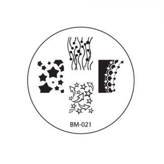 Диск для стемпинга Bundle Monster (BM-021)