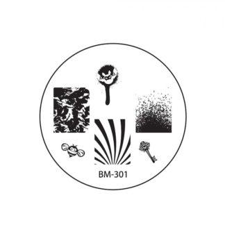Диск для стемпинга Bundle Monster (BM-301)