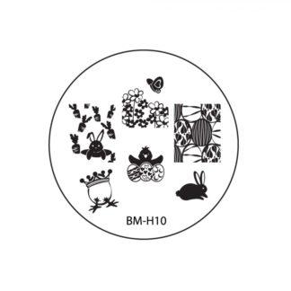 Диск для стемпинга Bundle Monster (BM-H10)