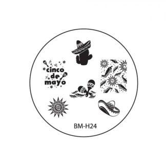 Диск для стемпинга Bundle Monster (BM-H24)