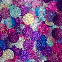 Лаковые наклейки Incoco Confetti