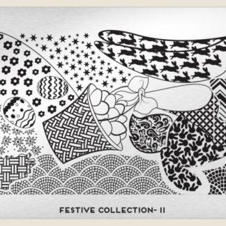Пластина для стемпинга MoYou London (Festive Collection-11)