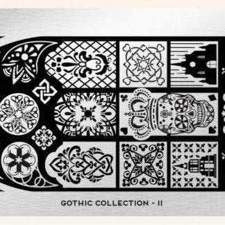 Пластина для стемпинга MoYou London (Gothic Collection-11)