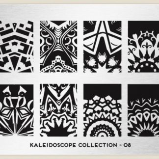 Пластина для стемпинга MoYou London (Kaleidoscope Collection-08)