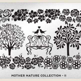 Пластина для стемпинга MoYou London (Mother Nature Collection-11)
