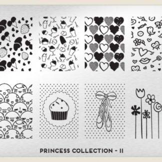 Пластина для стемпинга MoYou London (Princess Collection-11 XL Addition)