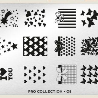 Пластина для стемпинга MoYou London (Pro Collection-05)
