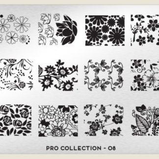 Пластина для стемпинга MoYou London (Pro Collection-08)