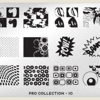 Пластина для стемпинга MoYou London (Pro Collection-10)