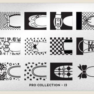 Пластина для стемпинга MoYou London (Pro Collection-13)