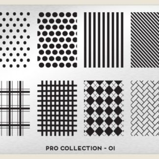 Пластина для стемпинга MoYou London (Pro XL Collection-01)