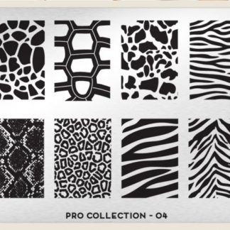 Пластина для стемпинга MoYou London (Pro XL Collection-04)
