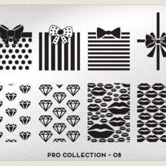 Пластина для стемпинга MoYou London (Pro XL Collection-08)