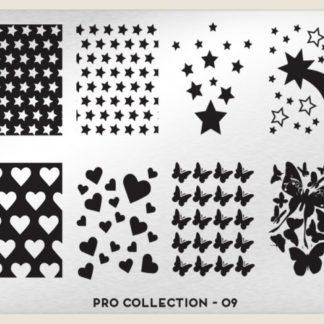 Пластина для стемпинга MoYou London (Pro XL Collection-09)
