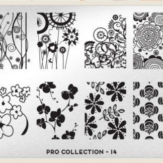 Пластина для стемпинга MoYou London (Pro XL Collection-14)