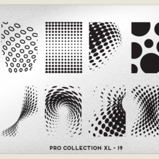 Пластина для стемпинга MoYou London (Pro XL Collection-19)