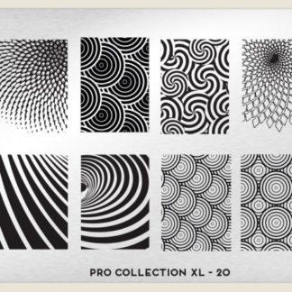 Пластина для стемпинга MoYou London (Pro XL Collection-20)