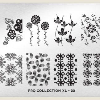 Пластина для стемпинга MoYou London (Pro XL Collection-22)