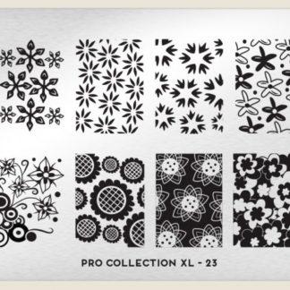 Пластина для стемпинга MoYou London (Pro XL Collection-23)
