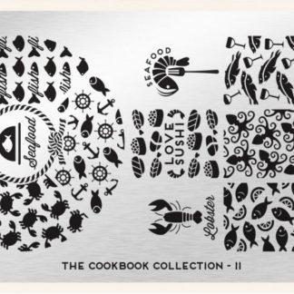 Пластина для стемпинга MoYou London (Cook Book Collection-11)