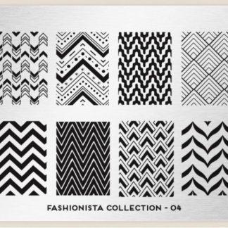 Пластина для стемпинга MoYou London (Fashionista Collection-04)