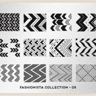 Пластина для стемпинга MoYou London (Fashionista Collection-05)