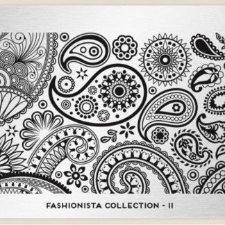 Пластина для стемпинга MoYou London (Fashionista Collection-11)