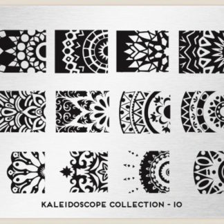 Пластина для стемпинга MoYou London (Kaleidoscope Collection-10)
