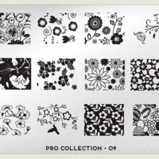 Пластина для стемпинга MoYou London (Pro Collection-09)