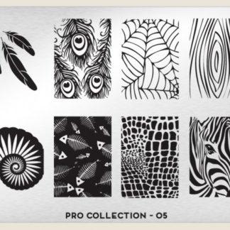 Пластина для стемпинга MoYou London (Pro XL Collection-05)