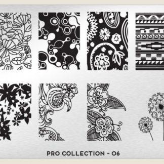 Пластина для стемпинга MoYou London (Pro XL Collection-06)