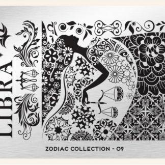 Пластина для стемпинга MoYou London (Zodiac Collection-09)