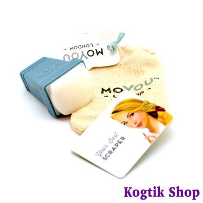 Набор для стемпинга MoYou London: штамп + скребок (mod. 5)
