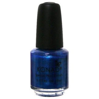 Лак для стемпинга Konad Blue Pearl 5ml