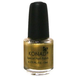 Лак для стемпинга Konad Gold 5ml