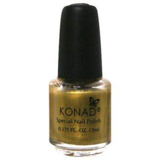 Лак для стемпинга Konad Gold 5ml
