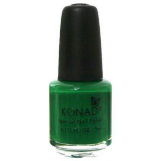 Лак для стемпинга Konad Green 5ml