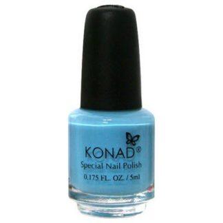 Лак для стемпинга Konad Pastel Blue 5ml