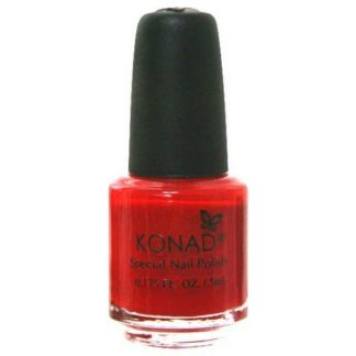 Лак для стемпинга Konad Red 5ml