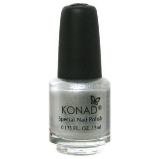 Лак для стемпинга Konad Silver 5ml